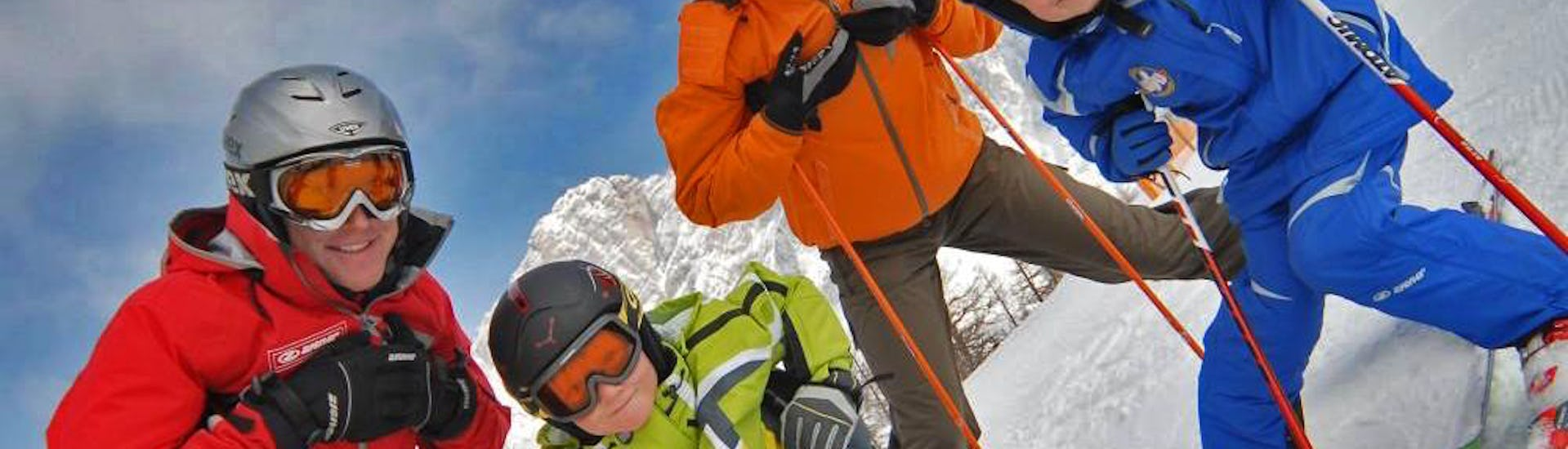 Ski Instructor Private for Groups - All Levels