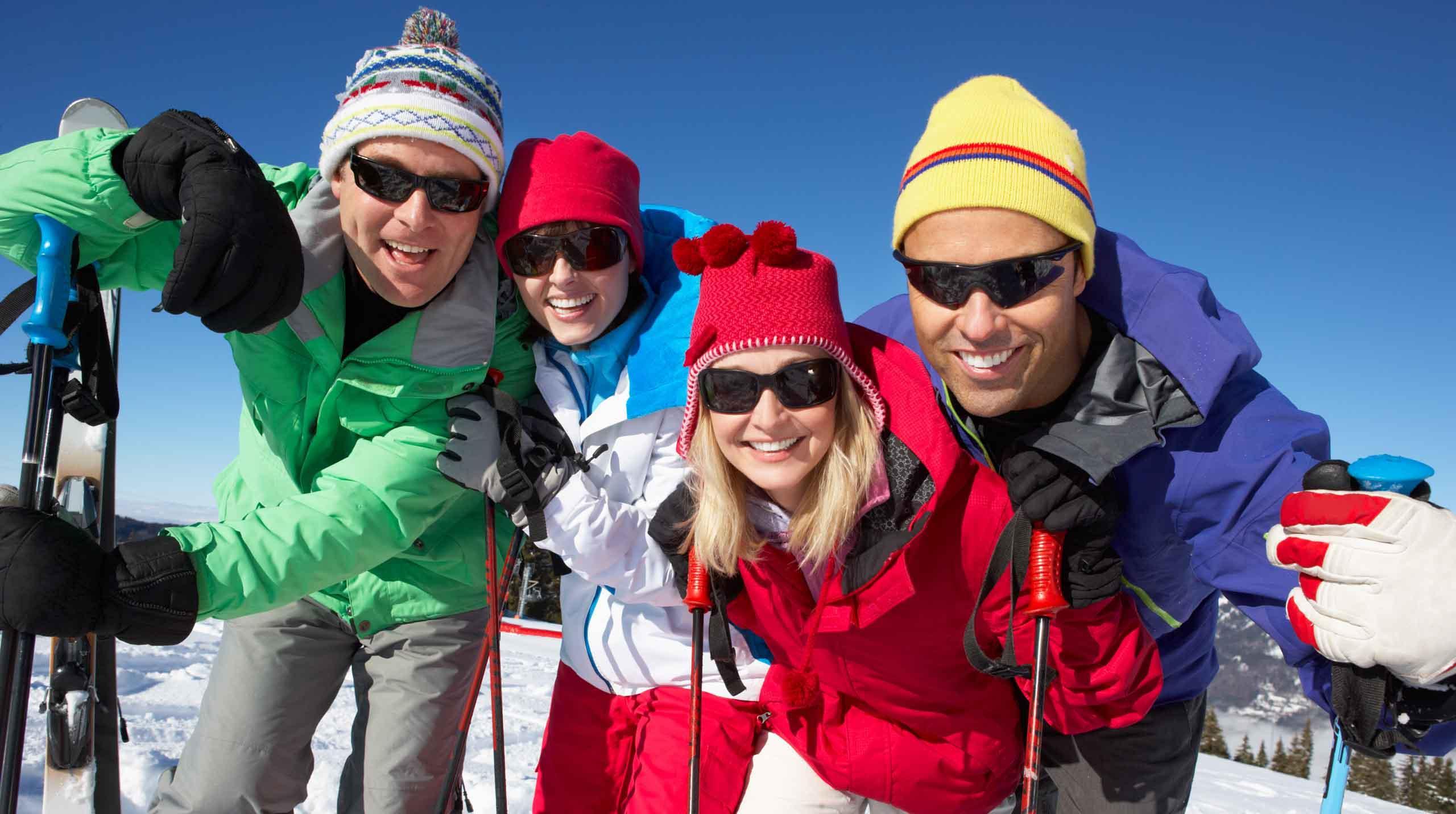 """Cours de ski Adultes """"4 Max"""" pour Tous niveaux"""
