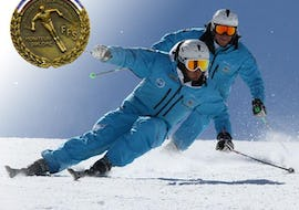 Ski Instructor Private for Adults - Holiday - All Levels