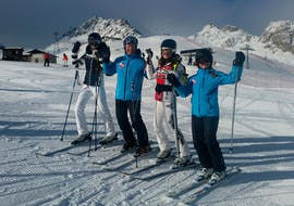 Cours particulier de ski Adultes pour Tous niveaux avec RusSki