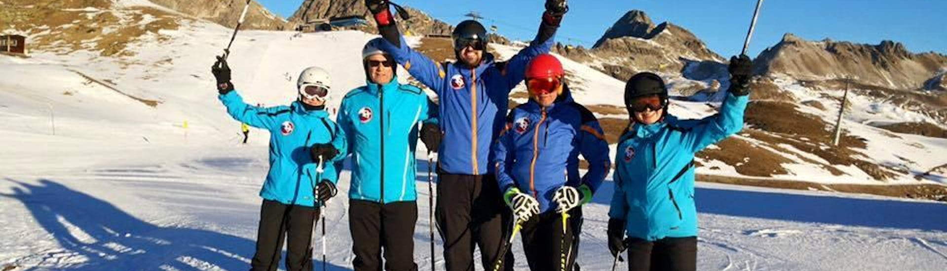 Ski Instructor Private for Adults - St.Moritz