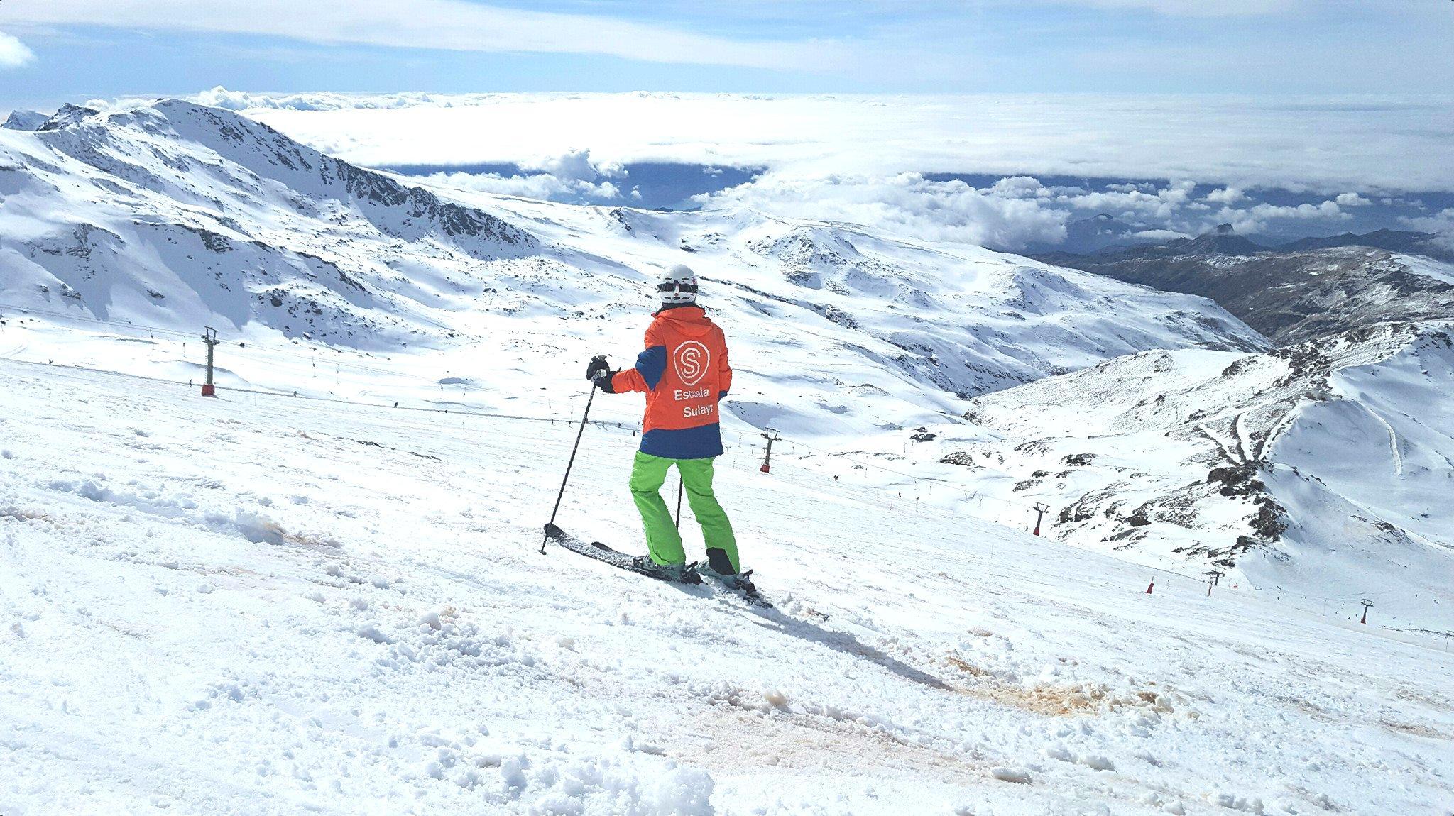 Clases Privadas de Esquí para Adultos de Todos los Niveles