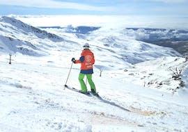 Privé skilessen voor volwassenen vanaf 13 jaar voor alle niveaus met Escuela de Esquí Sulayr Sierra Nevada