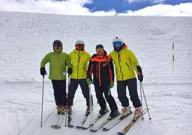 Ski Instructor Private for Adults - Ferbuary - All Levels