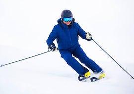 Ski Privé pour Adultes - Après-midi - Tous Niveaux