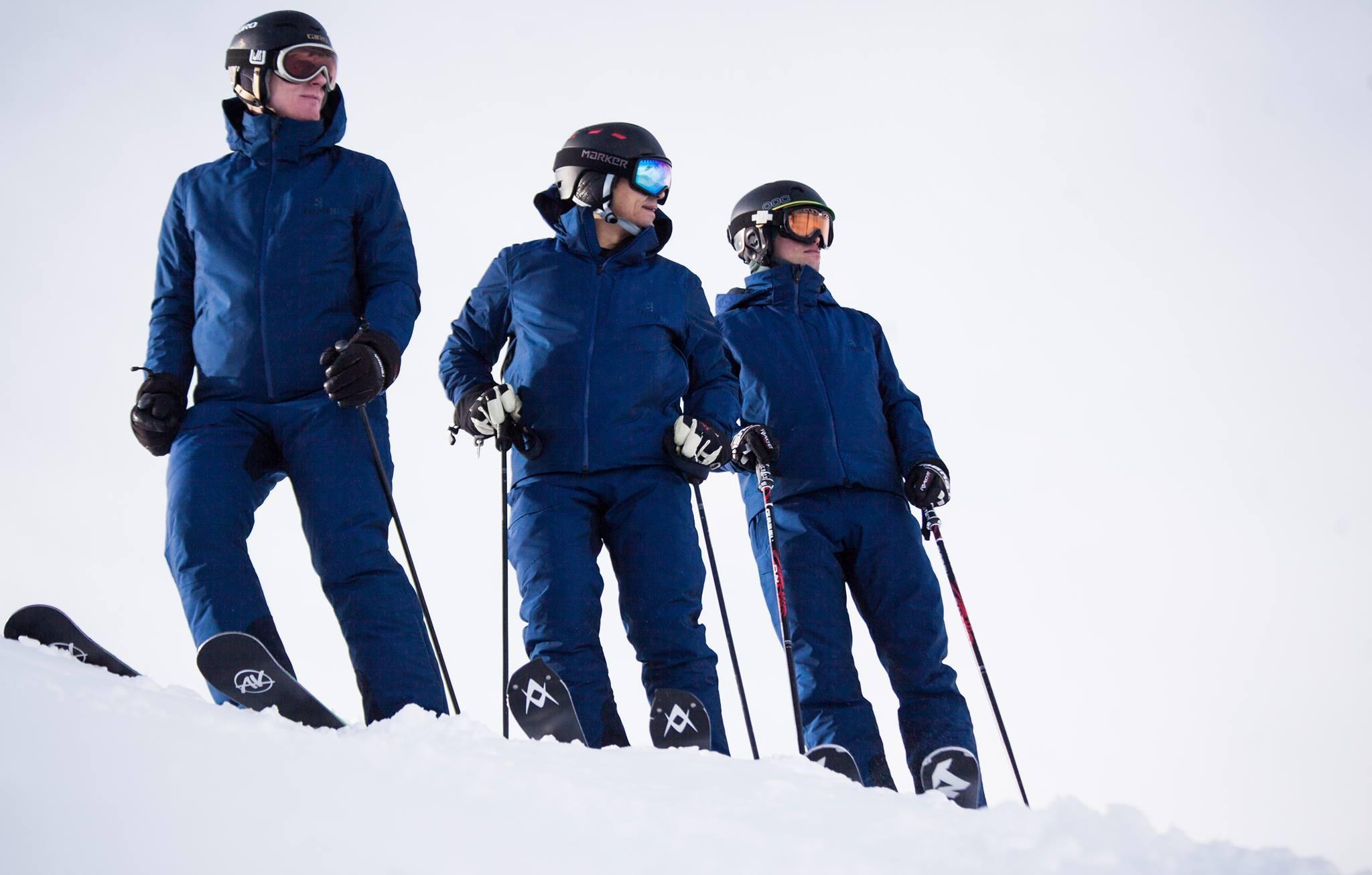 Cours particulier de ski Adultes pour Tous niveaux - Matin