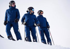 Ski Instructor Private for Adults - Morning - All Levels