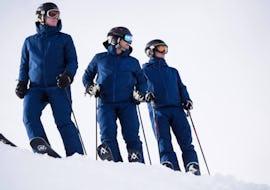 Ski Privatlehrer für Erwachsene - Vormittag - Alle Levels
