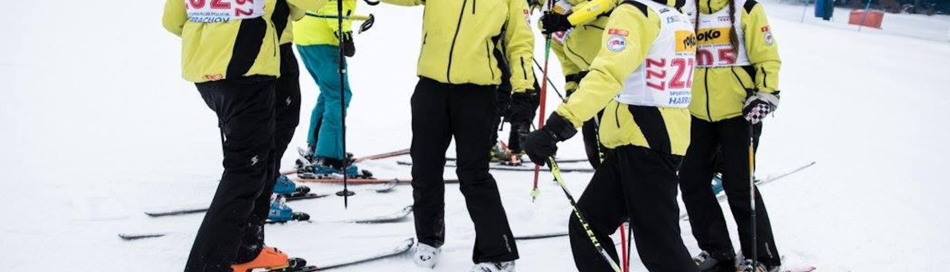 Ski Instructor Private for Adults - Incl. Equipment