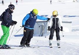 Skilessen voor volwassenen voor alle niveaus met Skischule Neustift Olympia