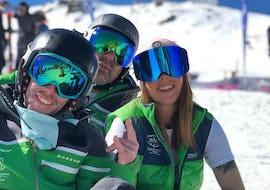 Skikurs für Erwachsene - Feiertage - Anfänger