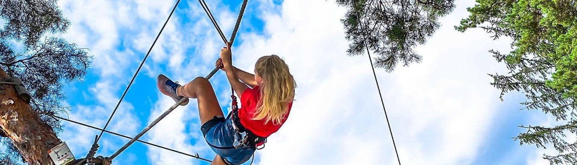 Adventure Park & Zipline in Varpolje