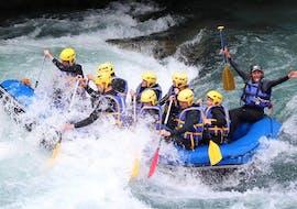 Adventurous Rafting on the Haute-Isère River