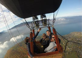 Balloon Ride - Lake Annecy