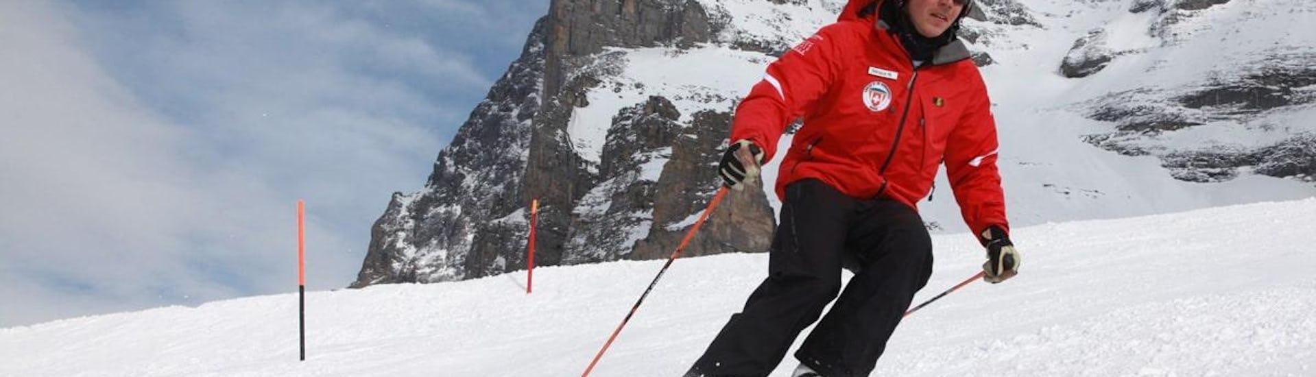 Ski Privatlehrer Erwachsene - Nachmittag - Alle Levels