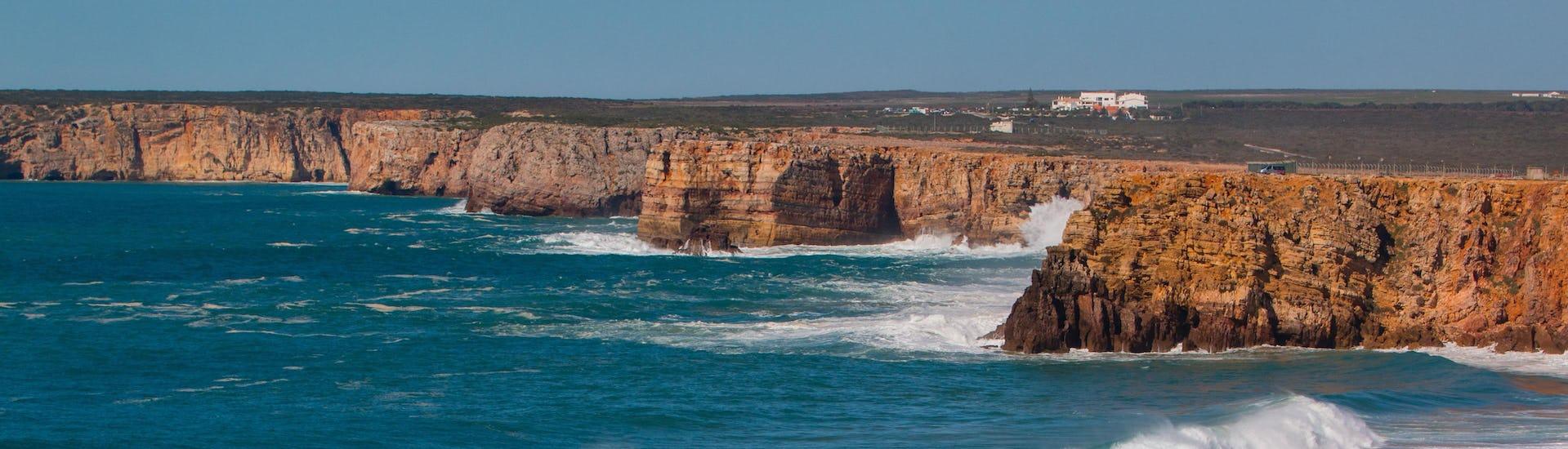 Algarve: Een tandemvlucht vindt plaats in een van de hotspots voor paragliding.