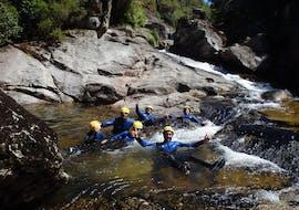 Canyoning facile à A Arrotea - Río Almofrei