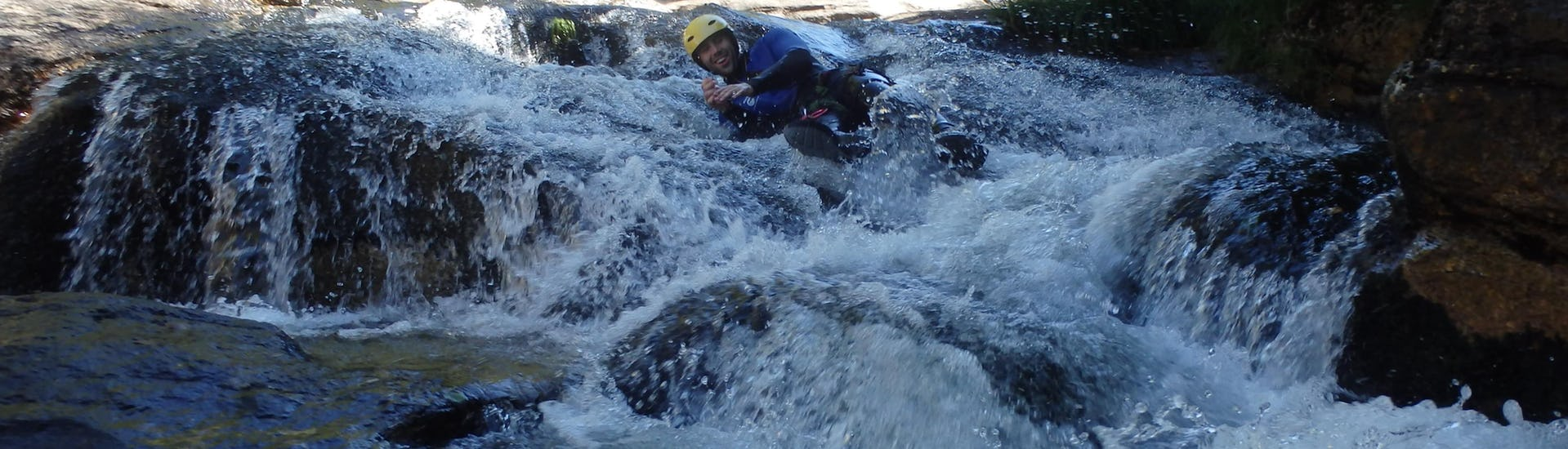 """Canyoning """"Family & Friends"""" - Río Almofrei"""