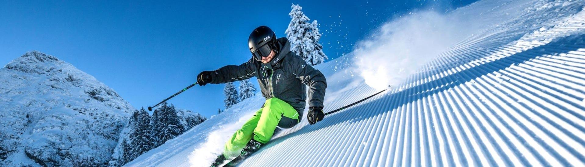 """Skikurs """"Premium"""" für Erwachsene - Fortgeschritten"""