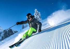 "Adult Ski Lessons ""Premium"" for Advanced Skiers"