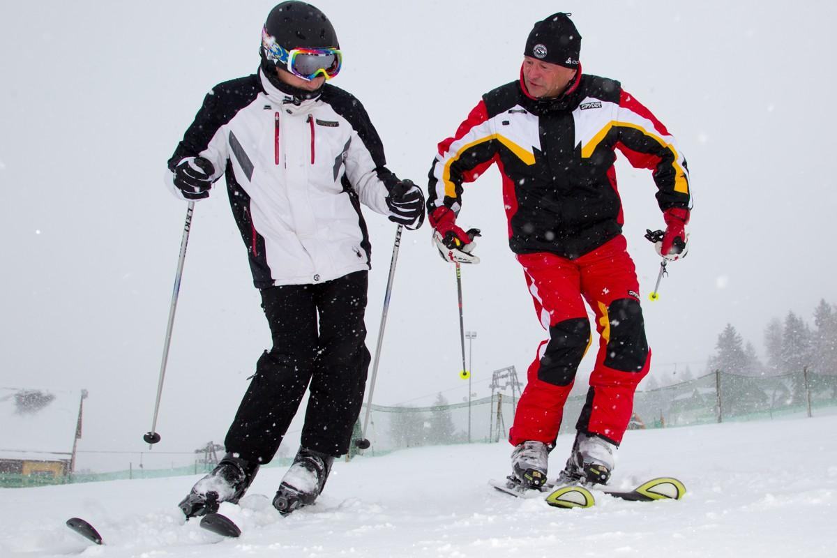 Cours de ski Adultes dès 13 ans pour Débutants