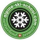 Logo Alpine Ski School Zermatt