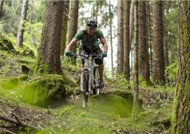 E-Mountain Bike Technique Training - Beginners