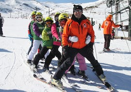 Ski Instructor Private for Kids (4 to 6 years) - All Levels