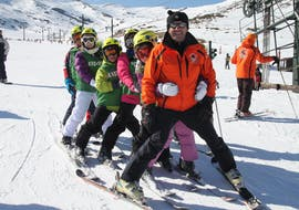 Privé skilessen voor kinderen voor alle niveaus met Escuela de Esquí Slalom Alto Campoo