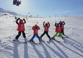 Curso de Esquí para Niños (4-17 años) - Incl. Material