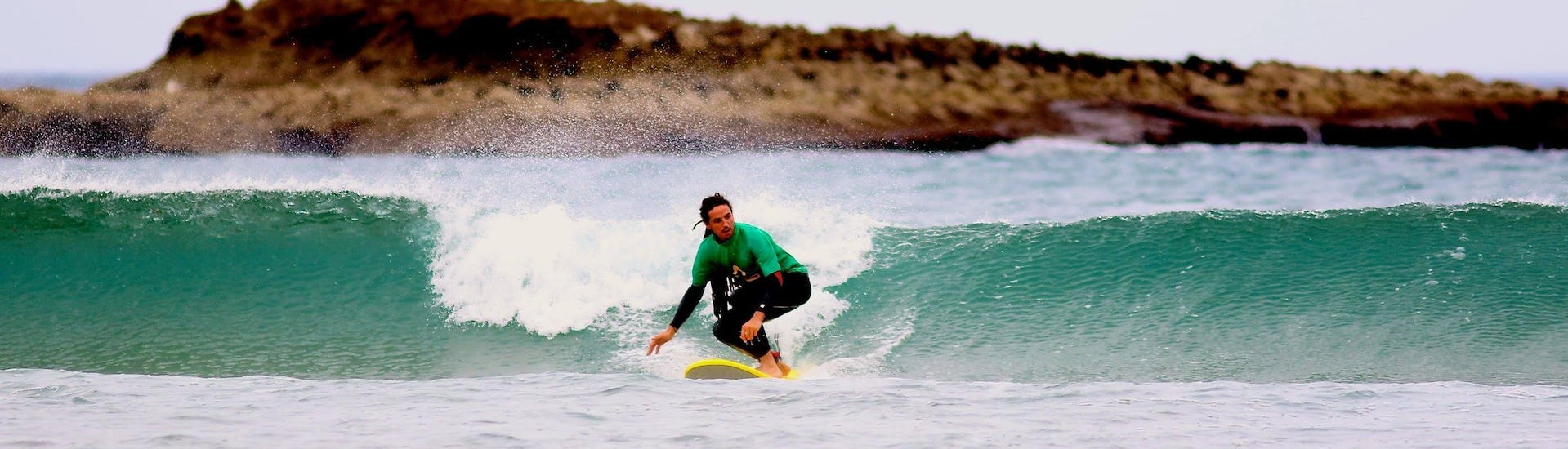 Private Surfing Lessons for Kids and Adults - All Levels