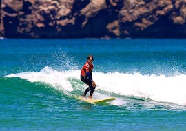 Surfing Lessons for Kids and Adults - Advanced
