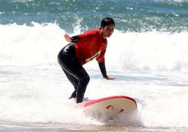 Surfing Lessons for Kids and Adults - Beginner