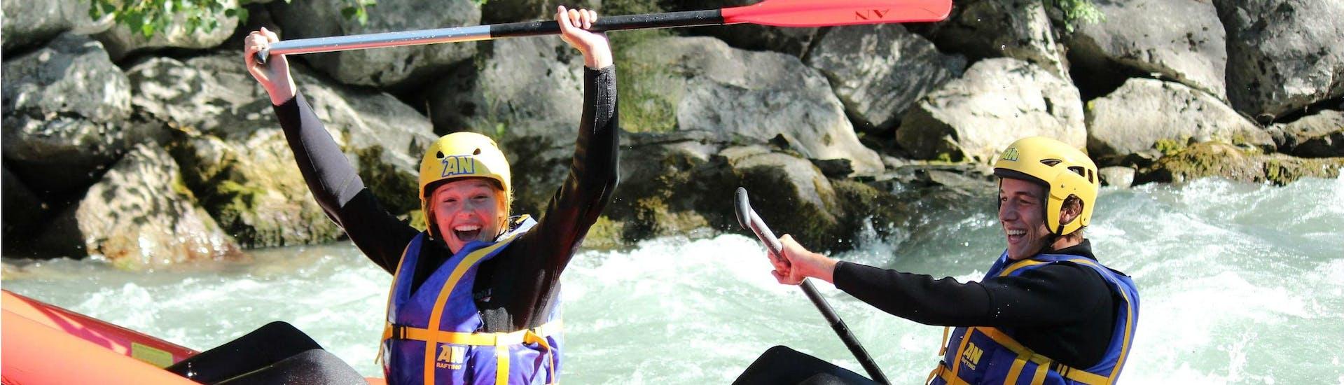 "Rafting ""White Water Combo"" - Haute Isère"
