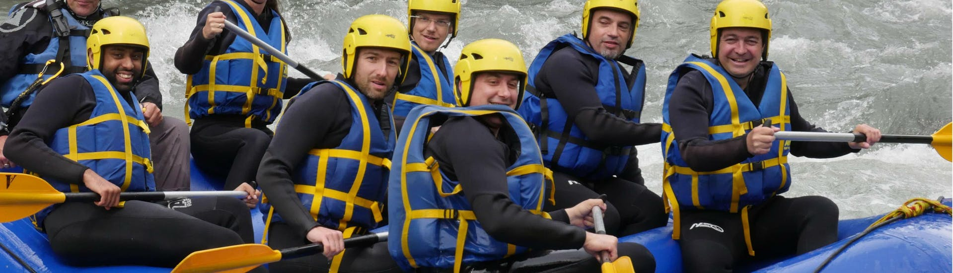 """Rafting """"Discovery"""" - Haute Isère"""
