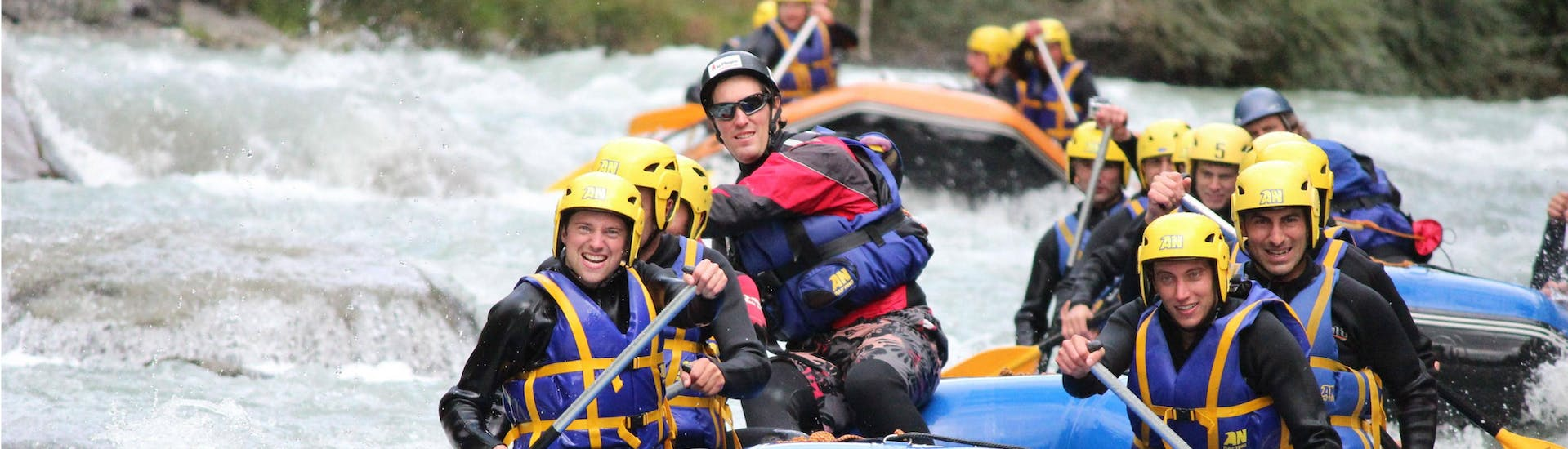 """Rafting """"Complete"""" - Haute Isère"""