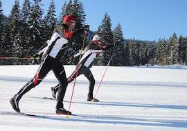 Cours de ski de fond pour Tous niveaux