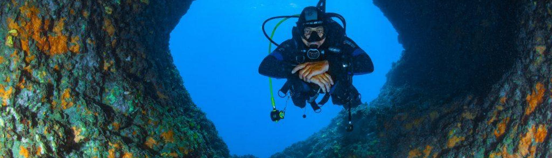 PADI Open Water Diver Referral Course in Hvar