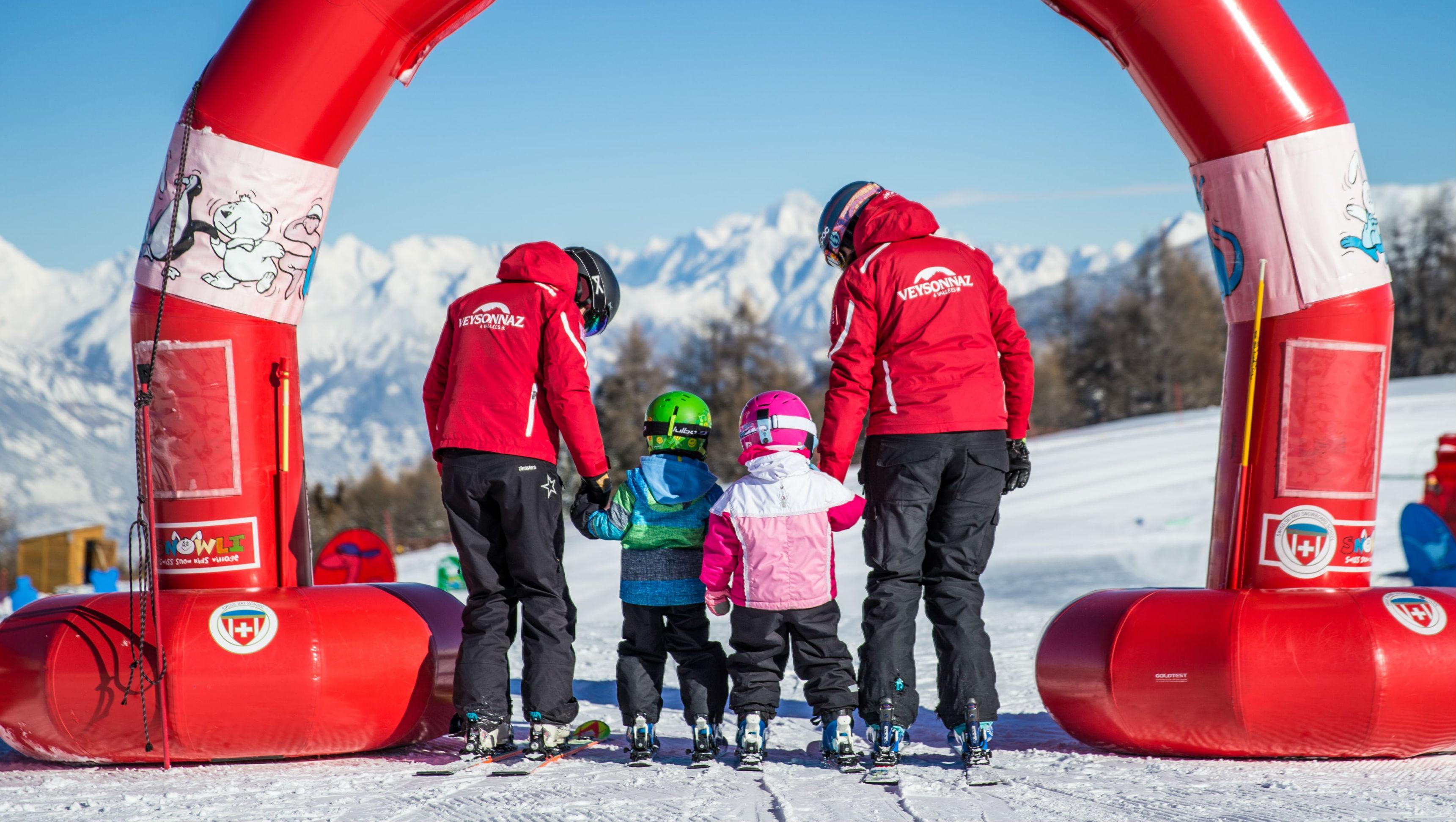 Cours de ski Enfants (3-5 ans) - Journée
