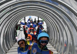 Ski Instructor Private for Kids (3-4 years) - All Levels