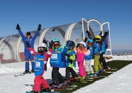 Skilessen voor kinderen vanaf 5 jaar voor alle niveaus met Escuela Española de Esquí y Snowboard Sierra Nevada