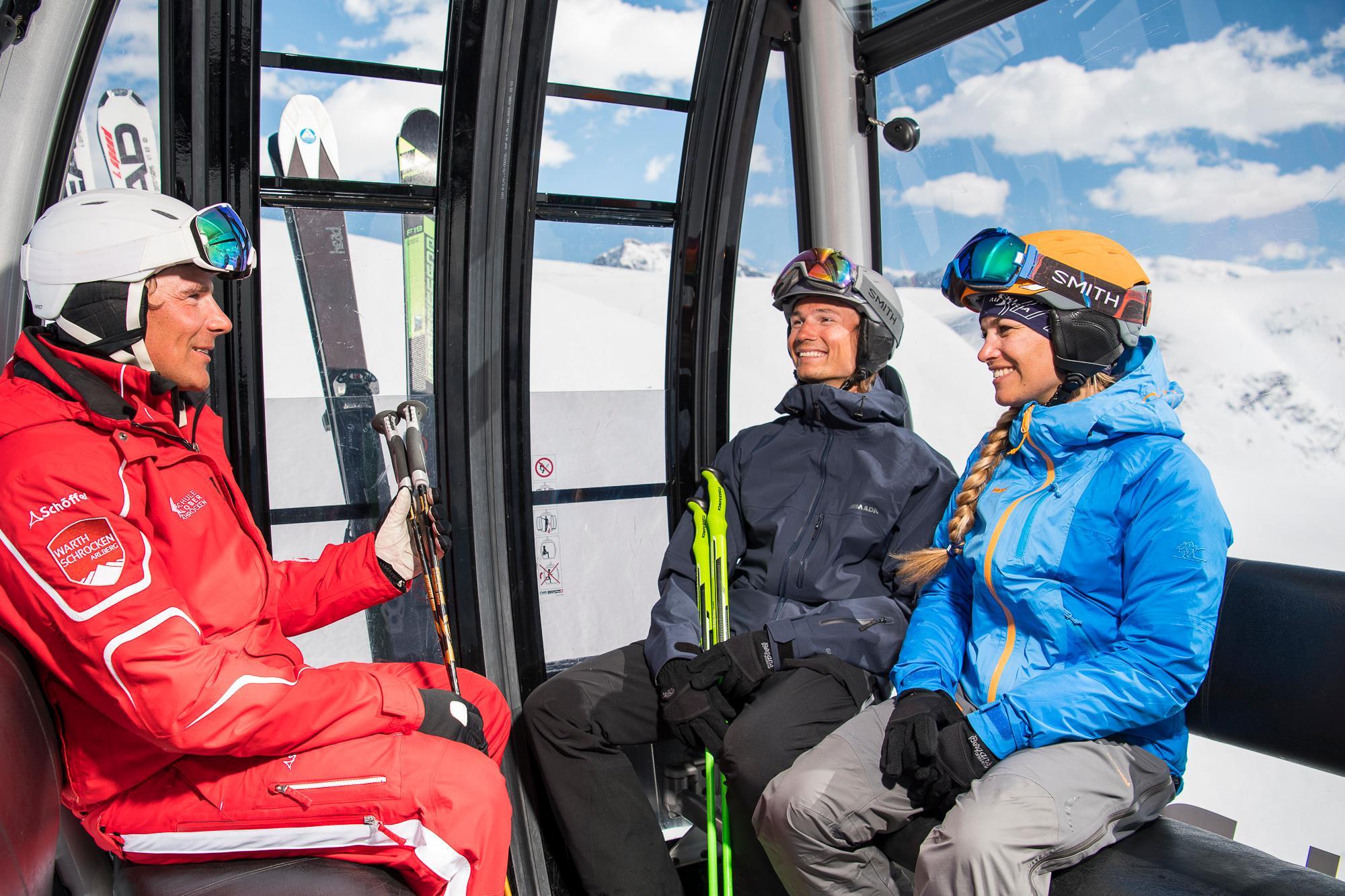 Cours particulier de ski pour Adultes - Avec expérience