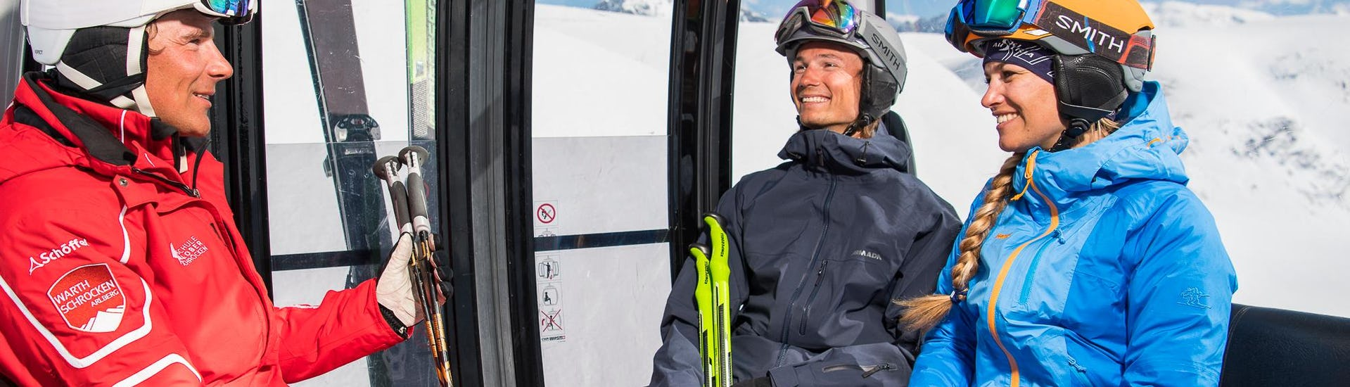 Ski Instructor Private for Adults in Lech