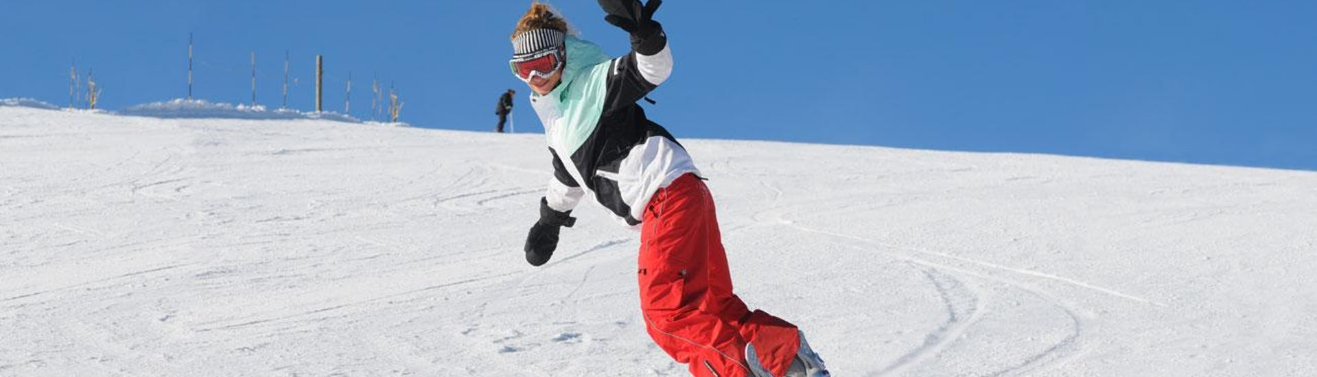 Snowboarding Lessons - All Ages & Levels