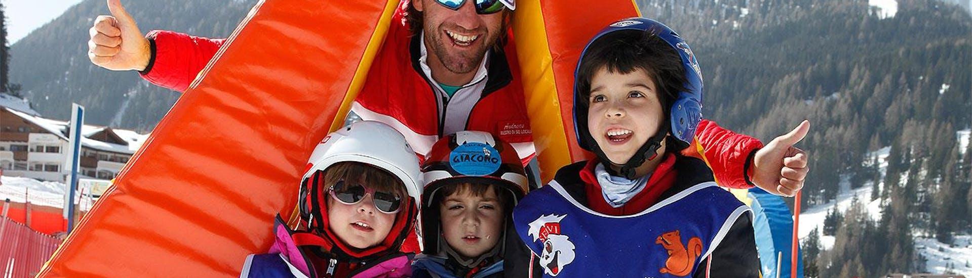 Cours de ski Enfants dès 10 ans - Avancé