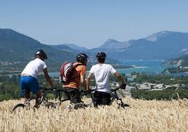 Mountain Bike Tour in Les Orres (from 10 years) - All Levels