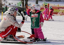 "Kids Ski Lessons ""Bambini"" (3-5 y.) for All Levels"
