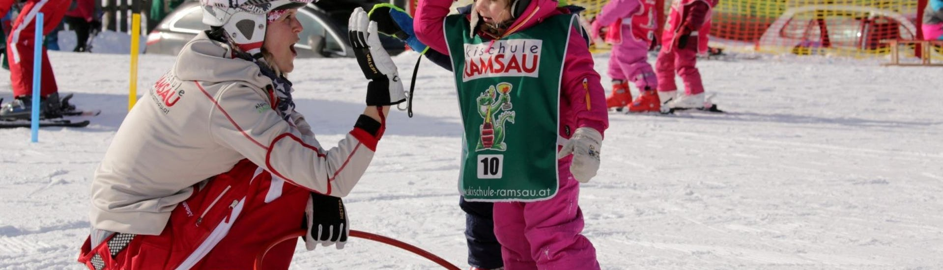 """Ski Lessons """"Bambini"""" (3-5 years) - All Levels"""
