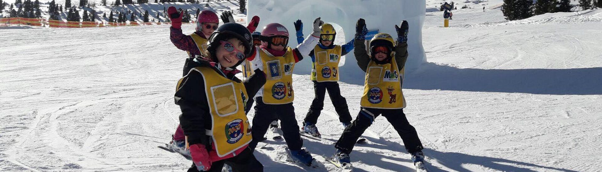 Private Ski Lessons for Kids of All Levels with Scuola Sci 2000 Selva - Hero image