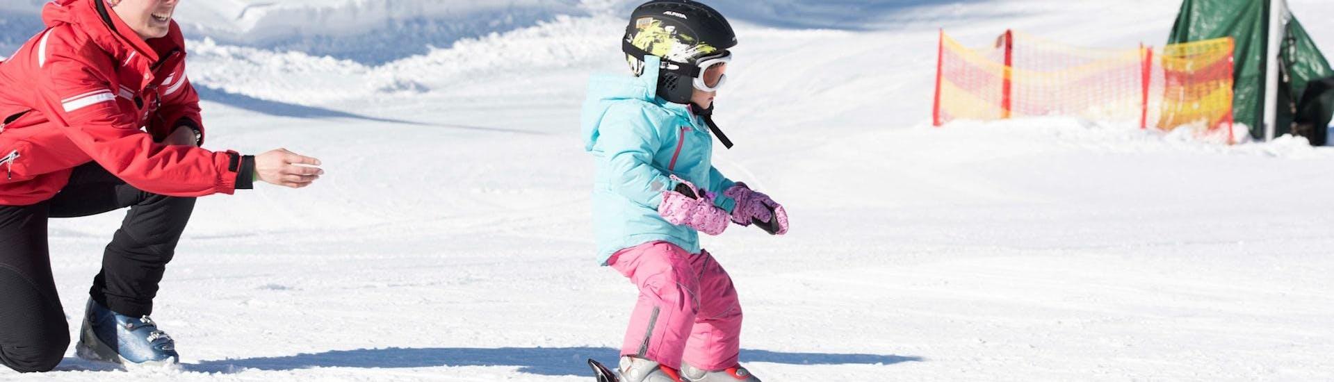 "Ski Lessons for Kids ""NOVI-Bambinis"" (3-4 years) - Beginner with Skischule Gaschurn-Partenen - Hero image"